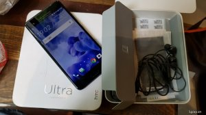 Cần tiền đi chơi lễ, ra đi em HTC U Ultra phiên bản kính Sapphire