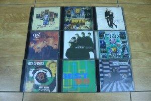 9 đĩa cd quốc tế