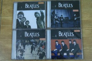 Bộ cd The Beatles