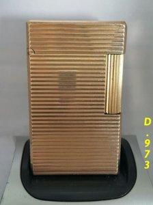 D.973 _dupont chính hãng Pháp bọc vàng 1 lỗ form cao