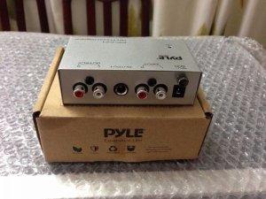 Phono box,phono preamp Pyle hàng nhập mỹ