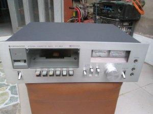 cassette tape deck kenwood kx-620 kim vu răng chìa cửa lò