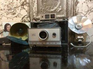 Polaroid 350 Giao Lưu