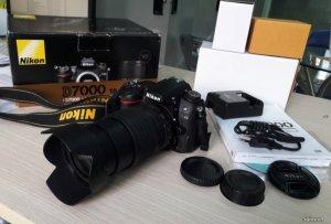 Nikon D7000, lens 18-105VR FullBox, LikeNew