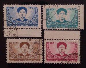 Bộ tem Mạc Thị Bưởi