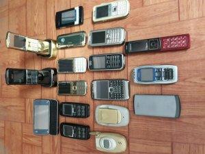 thanh lý ít điện thoại xưa
