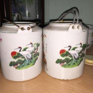 GL 3 ấm trà (250k/3 cái)