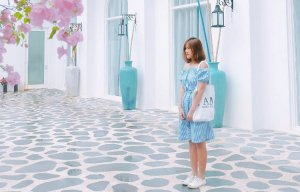 """Những thiên đường """"Santorini"""" phiên bản Việt cho các bạn trẻ quẩy tung chảo"""