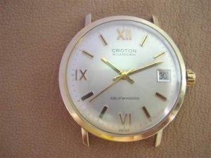 Đồng hồ CROTON - GUARDIAN - SELFWINDING. 14K GOLD