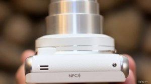 Máy chụp hình Samsung gc200 mới 98,99%.
