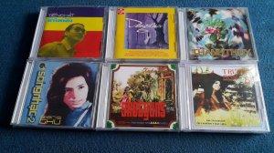Bán lô CD tái bản trước 75 nguyên cặp
