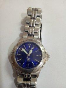 Đồng hồ Hiệu FOSSIL  100 METERS  BLUE  AM 3175