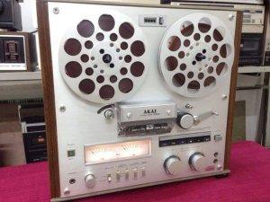 Máy băng cối Akai GX - 255