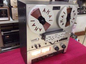 Máy băng cối Akai GX - 266D