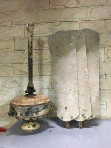 Quạt trần Marelli 24 kg