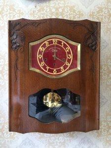 Đồng hồ ODO số nổi 2 bài nhạc sx Pháp 1930