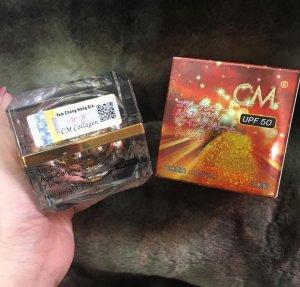 Kem face CM Gold Collagen 7 in 1 - UPF 50