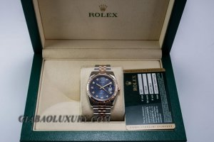 Đồng hồ Rolex DATEJUST 116231 Jubilee Pink Diamond Oyster