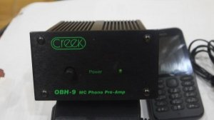 Em cần bán cục Phono MC hiệu Creek OBH-9 của Anh.