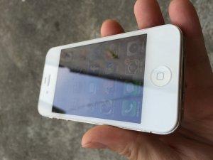 Iphone 4, 4s chạy ios 6 fullbox trùng imei hộp và khay sim