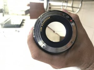 Lens Sigma Art 35mm 1.4 for Canon--mới 99%