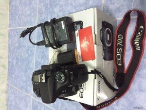 Canon 70D + Sigma 18 50 f2.8 Fullbox 99%