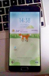 Samsung A7 (2016) like new. BH chính hãng 5 tháng
