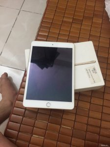 Ipad mini 3 wifi 16gb Gold FULLBOX
