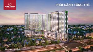 Căn Hộ MOONLIGHT BOULEVARD - Liền Kề AEON Bình Tân