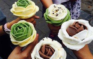 Những địa điểm có món kem ngon dành cho các bạn trẻ