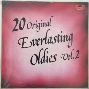 Đĩa nhựa LP: 20 Original Everlasting Oldies Vol.2 (ủng hộ thế giới đồ cổ)