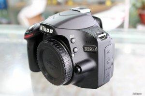 D3200 Live New 99% Kèm Dàn Lens Nikon