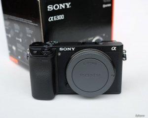 Sony Alpha A6300 Body hàng Chính hãng-Fullbox-Like New