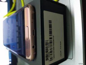 Cần bán Samsung S7 Edge 2sim SSVN màu hồng, bảo hành T1.2018