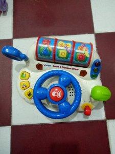 Đồ chơi trẻ em (MS2 ) VTECH LEARN & DISCOVER DRIVER - Hàng xách tay từ Mỹ -