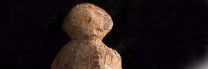 Bức tượng nữ thần tình yêu Venus 23.000 năm được khai quật ở Nga.