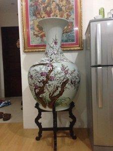 Bình củ tỏi cao 96cm