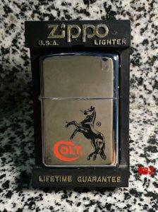 Z.982 __hp chrome 1996 -lo go hãng súng colt