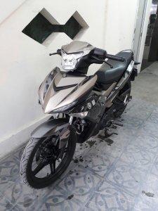 Bán xe Yamaha Exciter 150 Camo 2k17 siêu mới odo 300 km