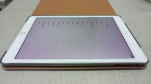 Ipad Air 2 - 32GB 4G - Gold - BH 3/2018