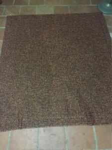 Chiếu thảm hạt nhỏ gỗ hương