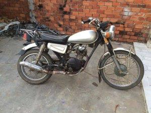 Honda CY50 - Nautydax50