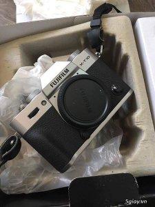 Thanh lý máy ảnh Fujifilm XT-10 mới cóng!