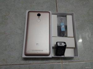 Cần bán Xiaomi Redmi Note 3 Pro fullbox, còn BH !!!