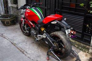 Ducati Monster 795 HQCN 2012.