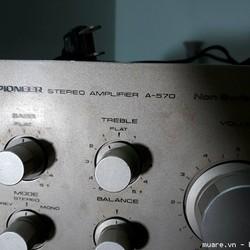 Bán amply Pioneer A-570