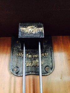 Đồng hồ Kenzi cổ kính, sâu tuổi của Đức