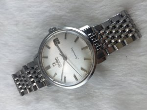 Omega Seamaster Automatic stainless steel Case & Bracelet Cal562