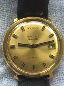 Đồng hồ Longines Admiral Đại Tướng Quân 5 Sao 18K Gold