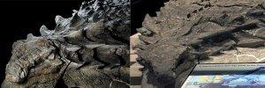 Phát hiện hóa thạch khủng long 110 triệu năm còn nguyên vẹn